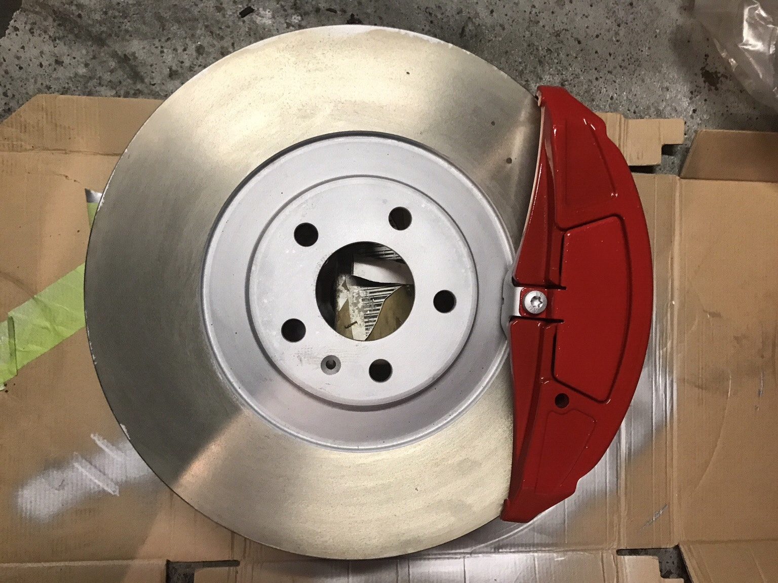 Show Me Your Painted Calipers