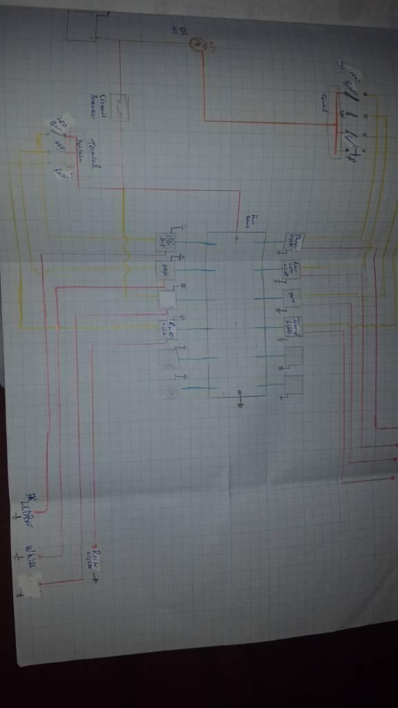 For Led Lights Wiring Diagram Likewise Polaris Rzr Led Light Bar