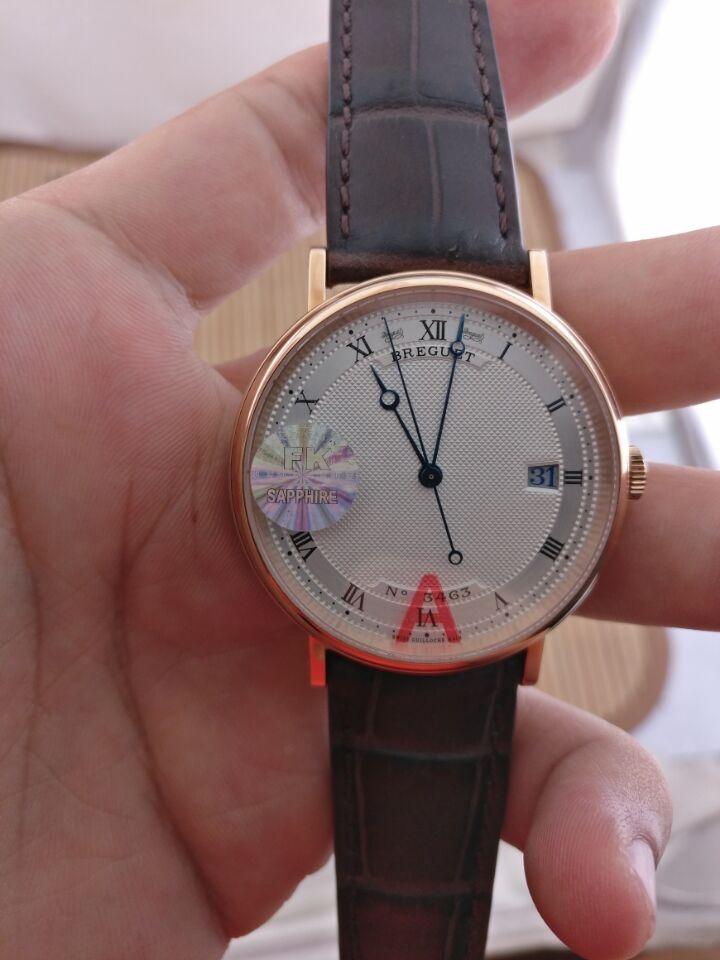 Breguet 5177 Photo review (gifs!) - Replica Watch Info