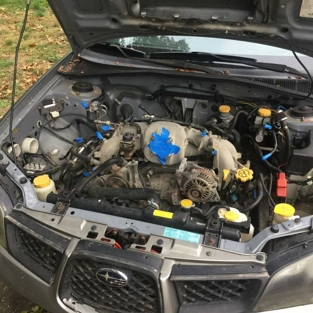 Supercharged 2 5i Build Thread - NASIOC
