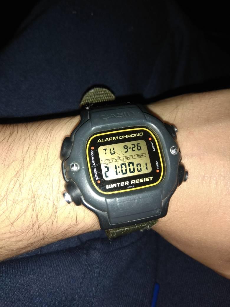 Relojes Que Vintage Llevar Casio Llevas Te Gustaría HoyO WDIbHe29EY