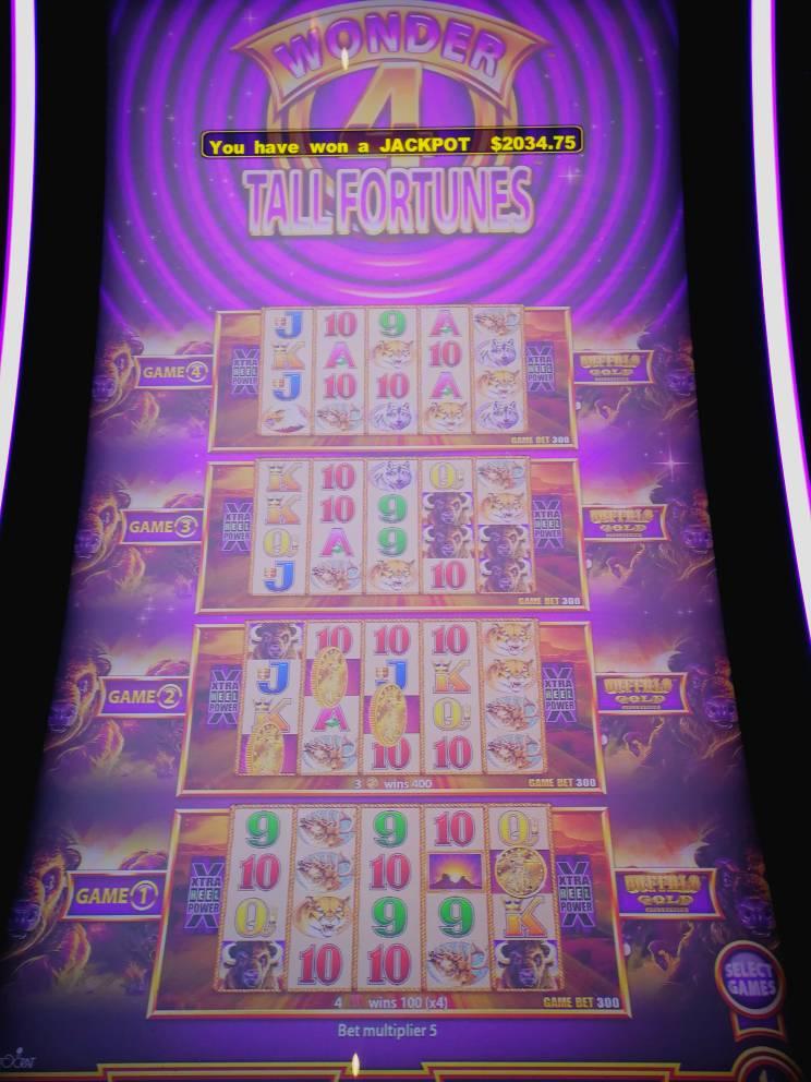 Slot fanatics trip reports