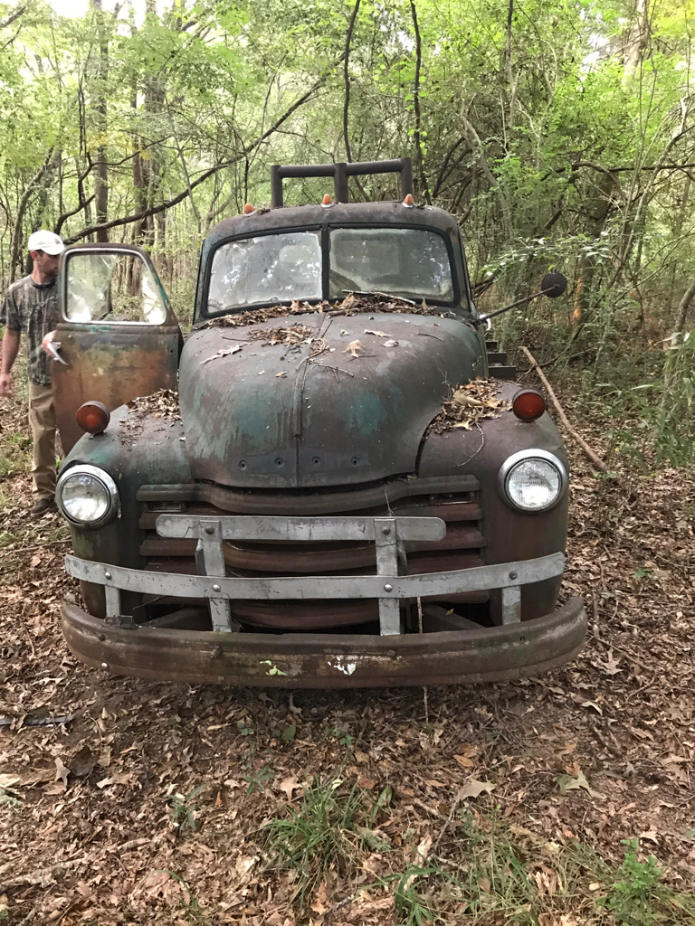 1950 Chevy 6400 Flatbed Expedition Build Portal 1949 Truck 4x4 This Was My Grandfathers Pulp Wood And Ever Since I Can Remember It Has Been Sitting Lifeless In The Woods Behind Uncles House