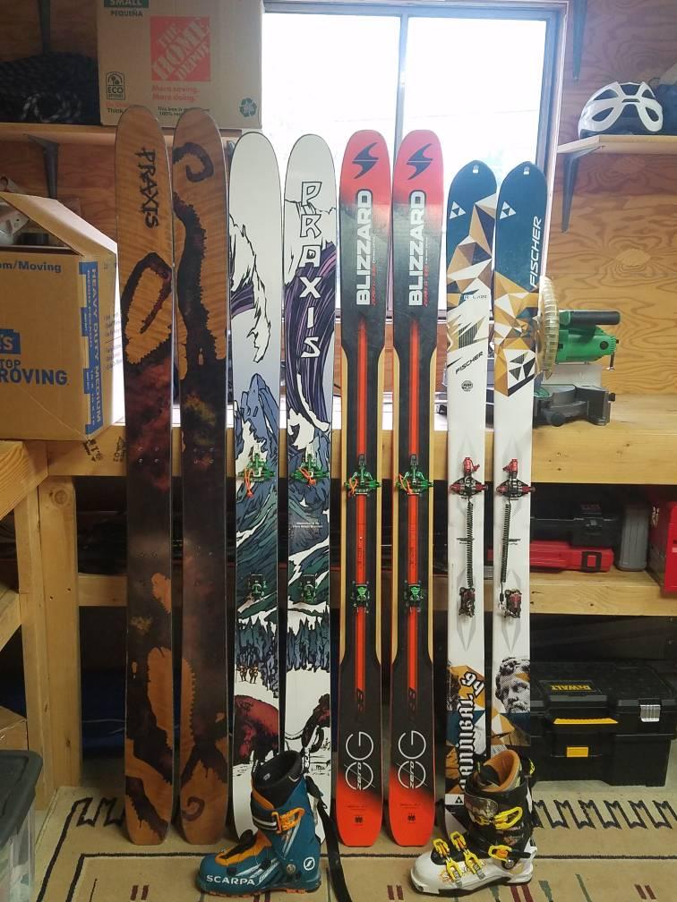 184 Salomon X Wing Enduro 1011 | Utah Ski Gear