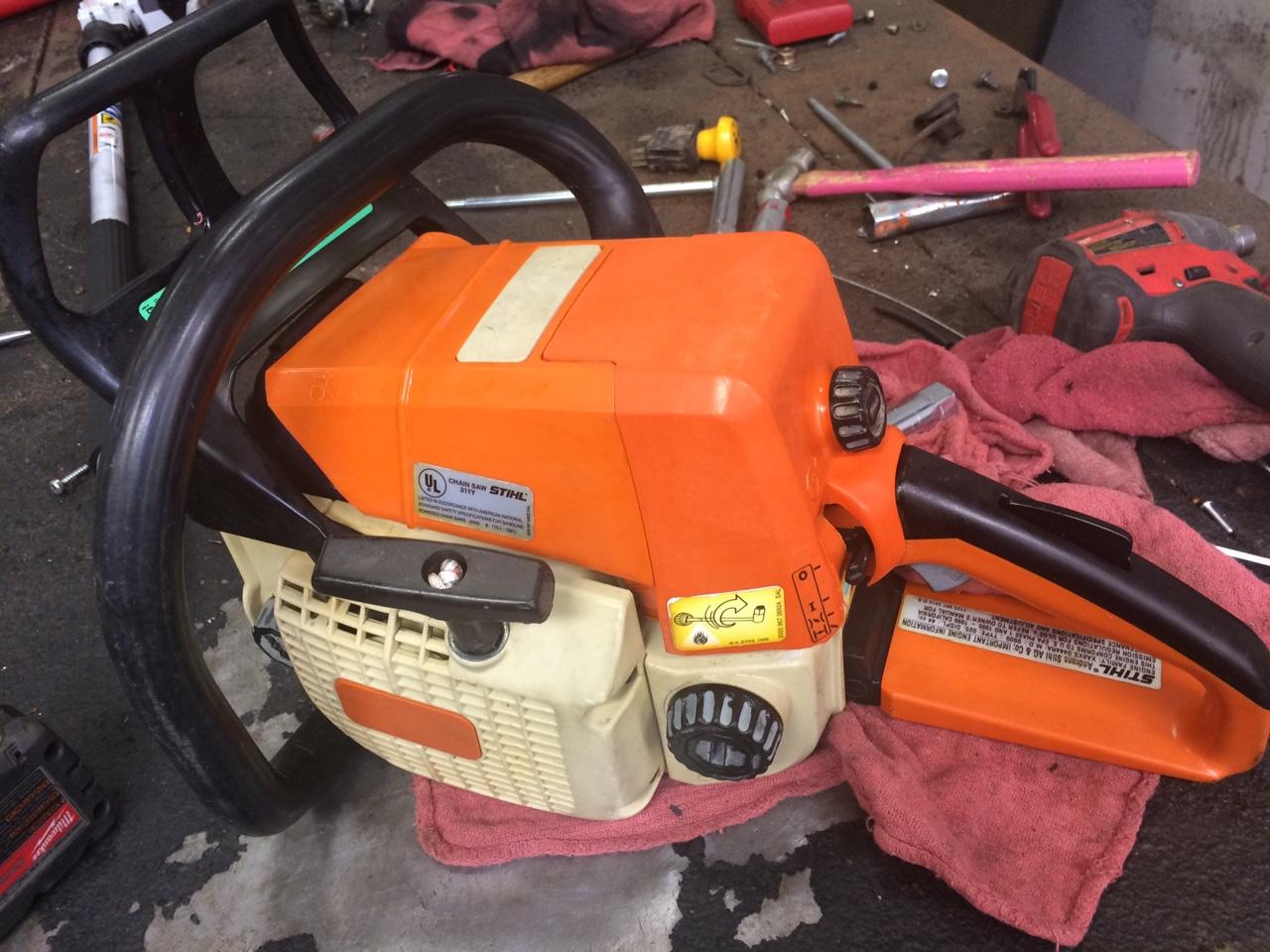 FarmerTec Huztl MS180/250 Complete Chainsaw Kit | Arboristsite com