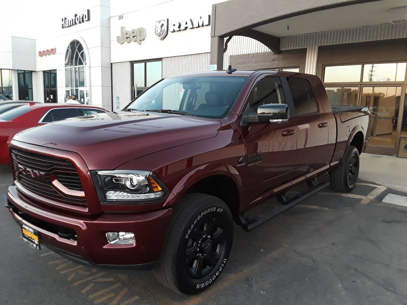 new 2018 mega dodge cummins diesel forumjust picked up my new truck yesterday at 20 miles put another 200 on it driving home, averaged 21mpg i haven\u0027t read the manual yet, any break in routine i