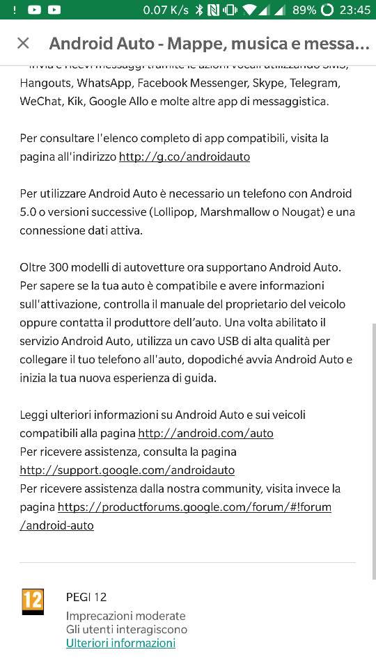 Problemi android auto o smartphone? • Astra Club Italia
