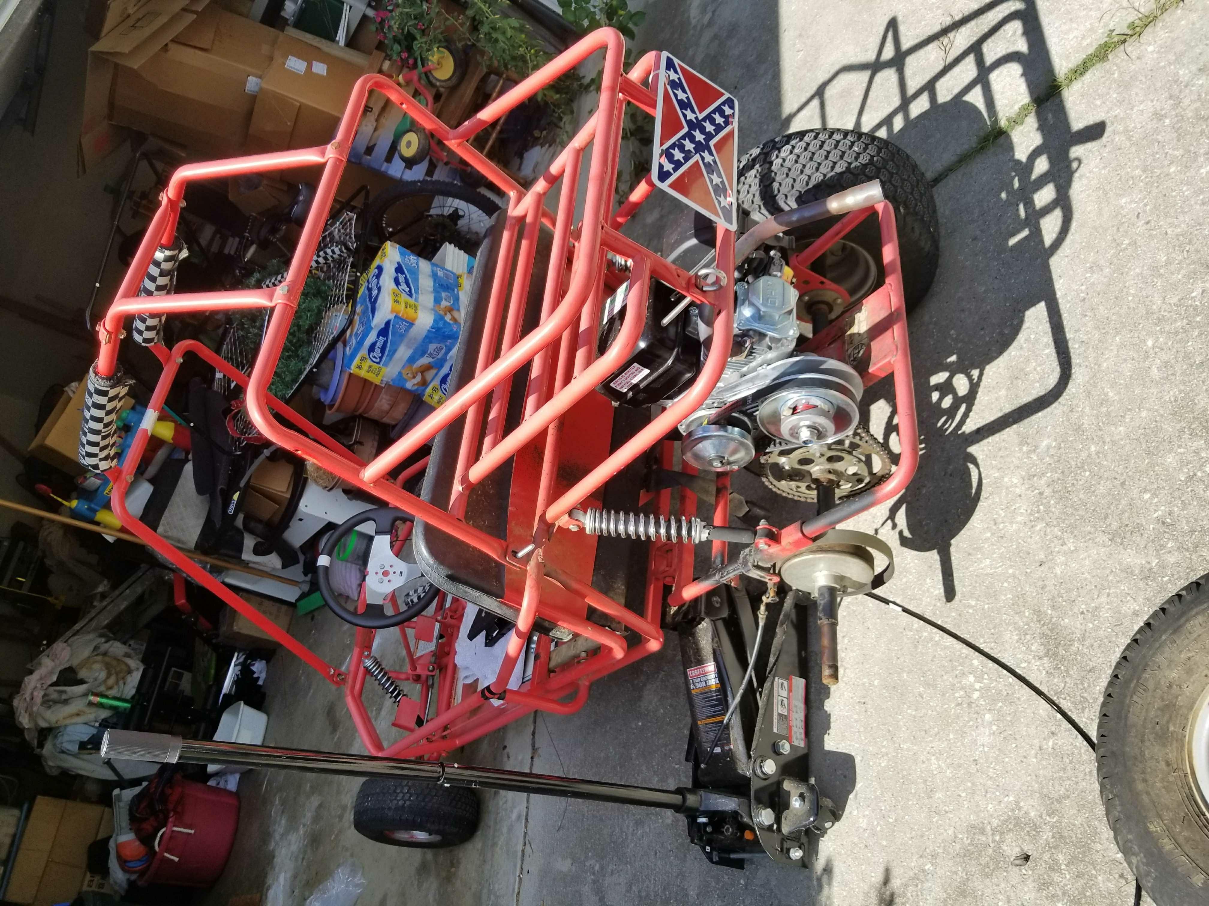Yerf Dog 3203 - DIY Go Kart Forum