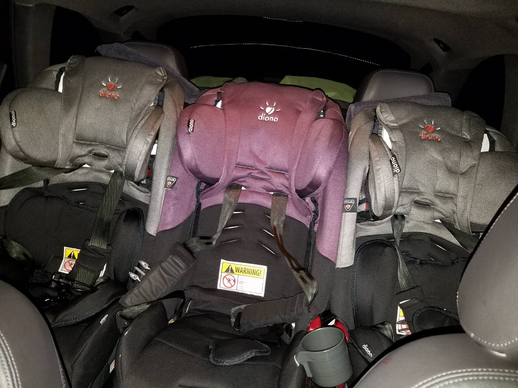 Car Seats And A3 Rs3