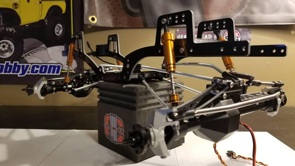 Fr8cture's Toyzuki C3 - RCCrawler