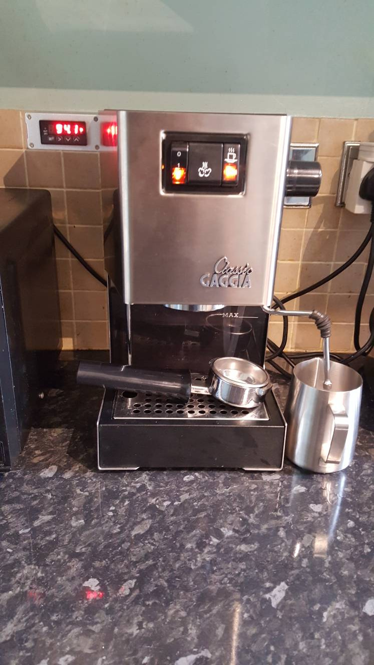 Mrshades Gaggia Classic Pid Kit Complete Pid Kit With Full Guide