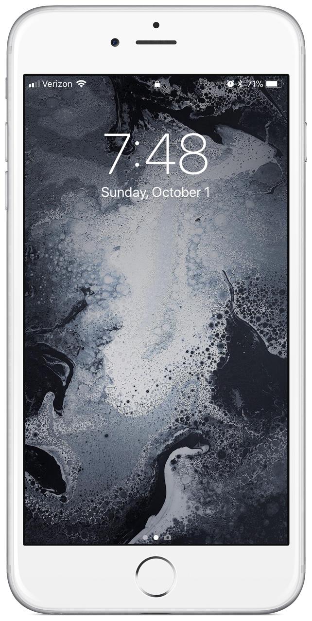 Post Your Iphone 8 8 Plus Lock Screens Home Screens