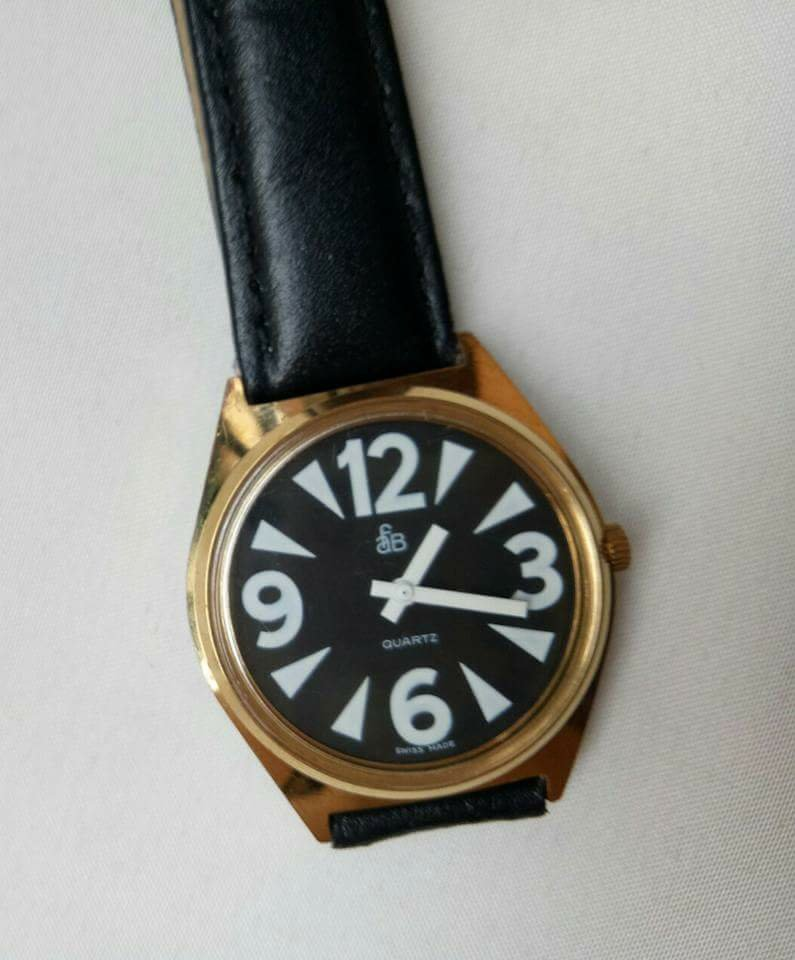 Đồng hồ THỤY SỸ AFP