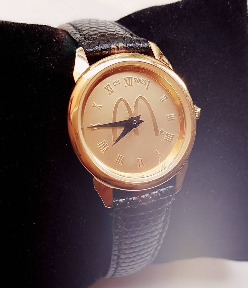 Đồng hồ nữ Thụy Sỹ CSI