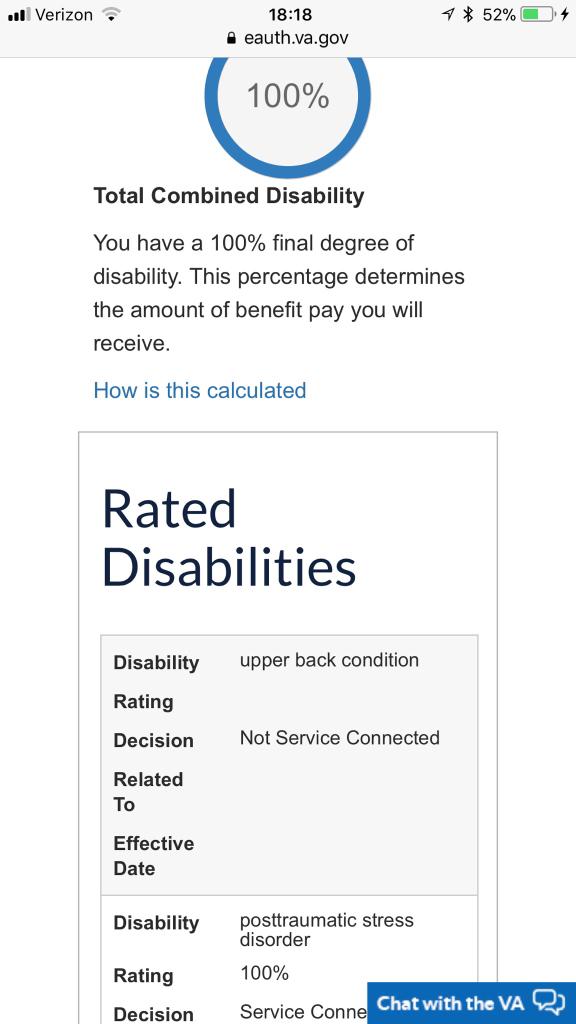 Temporary 100 - Veterans Benefits Network