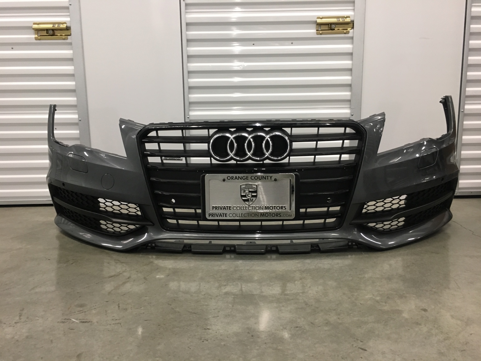 For Sale For Sale A7 S Line Bumper Grille Black Optic