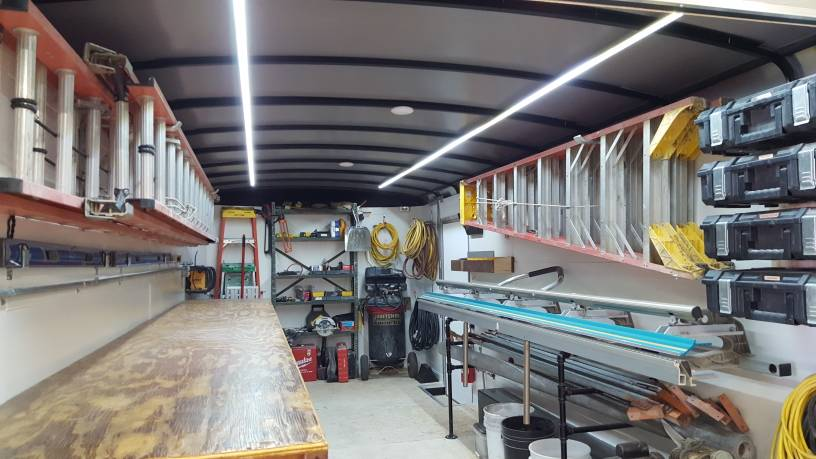 Siding Brake In Enclosed Trailer Vehicles Contractor Talk