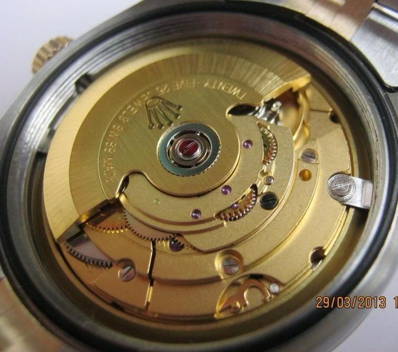 đồng hồ rolex siêu tinh xảo