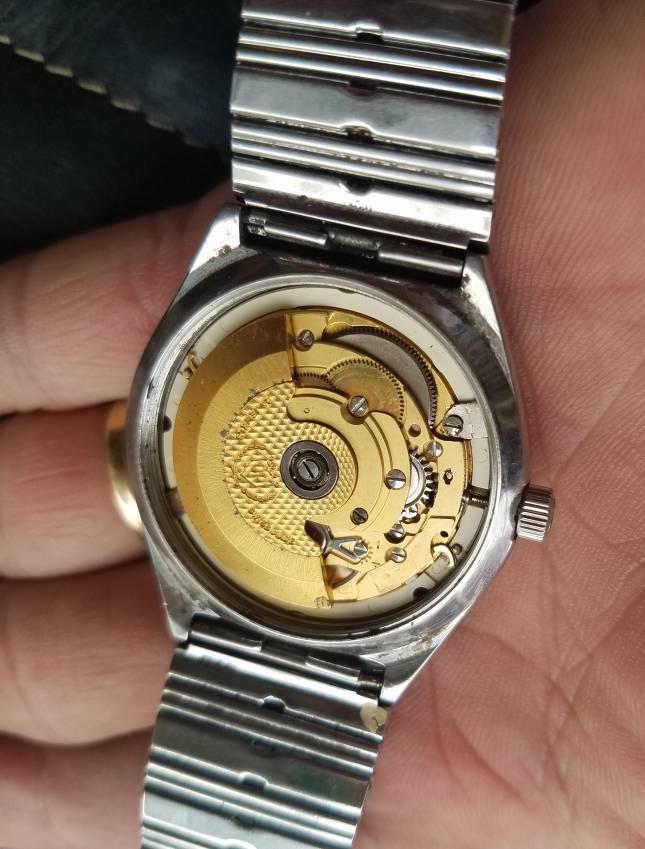 Đồng hồ Thụy Sỹ Tự Động OP