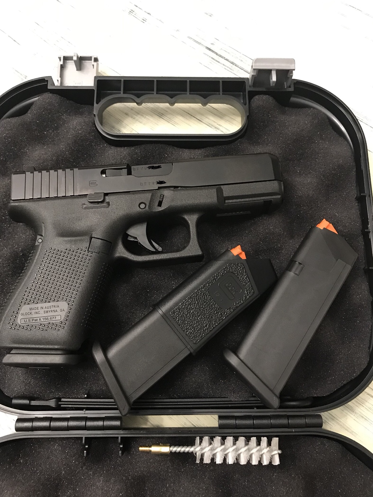 for sale glock 19 gen 5 glock 43 talo with ns sig talk