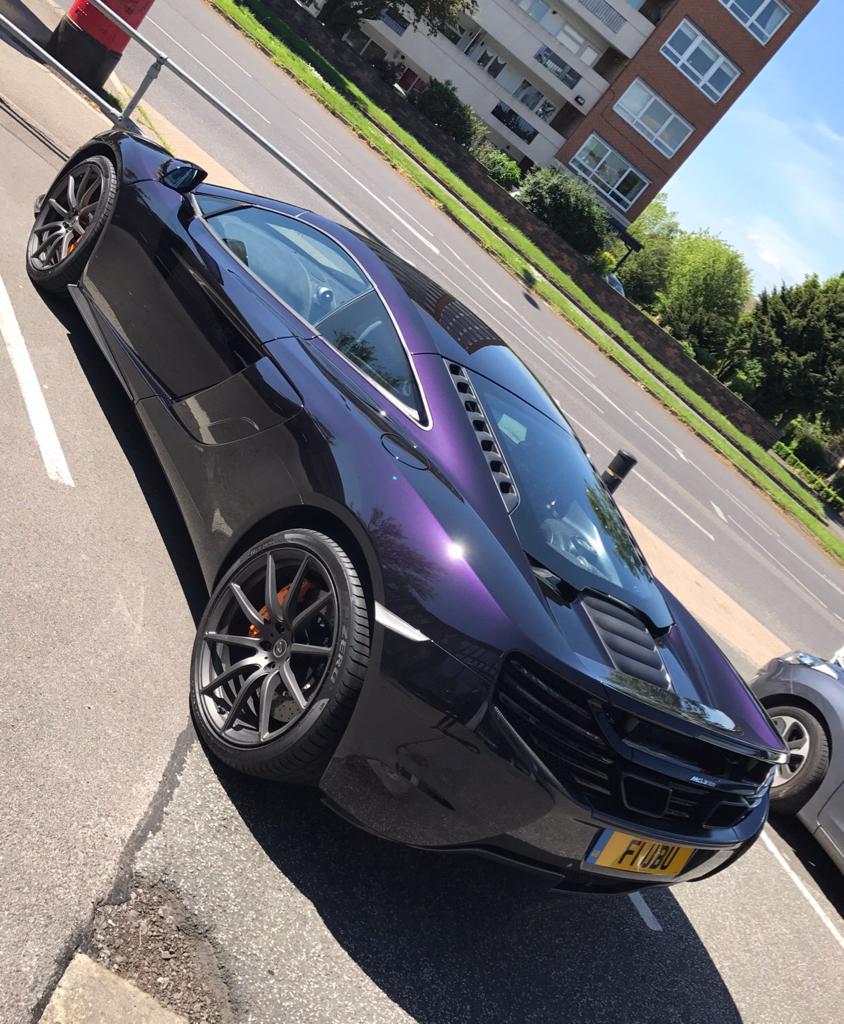fs: amethyst black (nov 14) mclaren 650s coupe - mclaren life