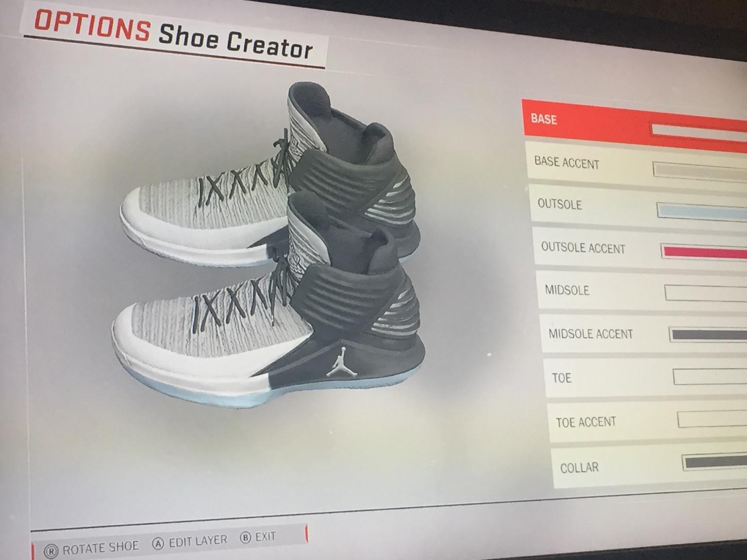 Make Your Own Jordan Shoes Game