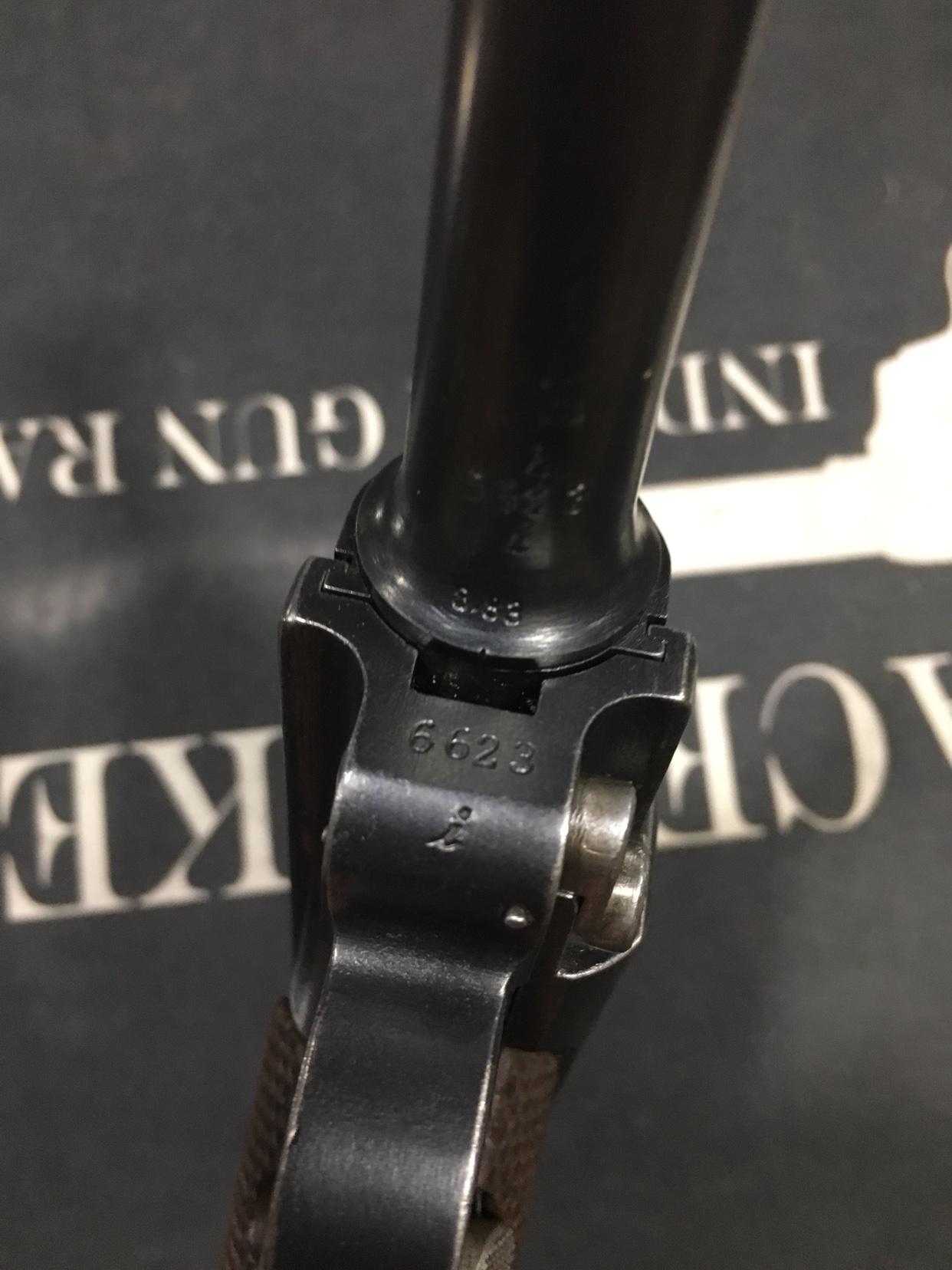 Identify this DWM Luger ? - CMP Forums