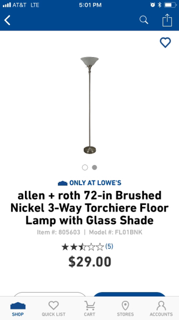2017 Lowe's deals/sales/clearance thread - Page 67 - The