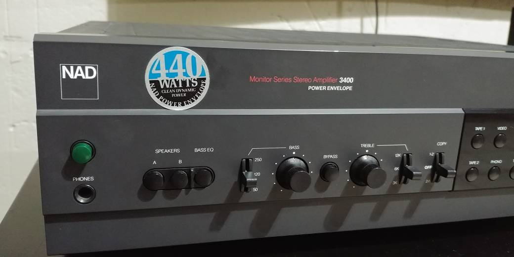FS: Couple of amps