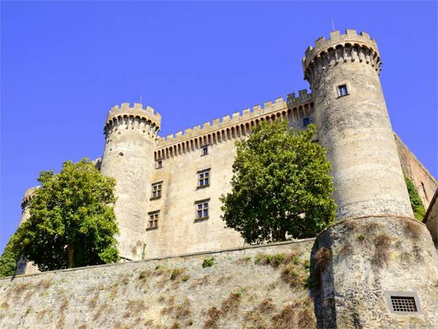 Risultati immagini per castello orsini-odescalchi