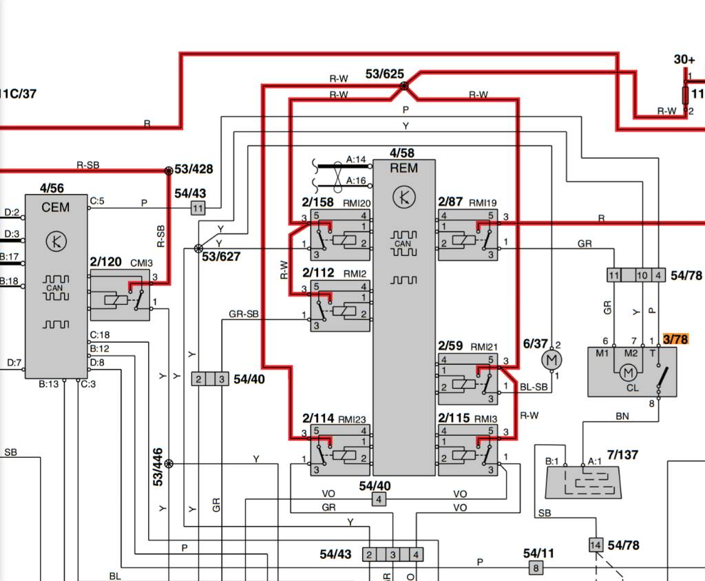 Stumped Tailgate Actuator Questions Relay Wiring Diagram From A 2003