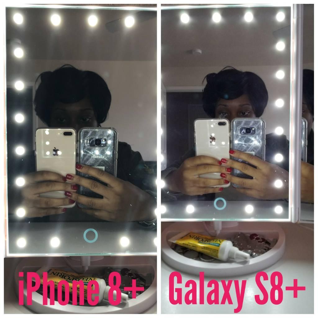 camera comparison iphone samsung