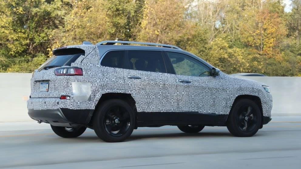 2019 Cherokee Redesign - 2014+ Jeep Cherokee Forums