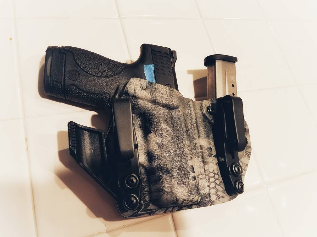 Appendix carry  How are you guys doing it? [Archive