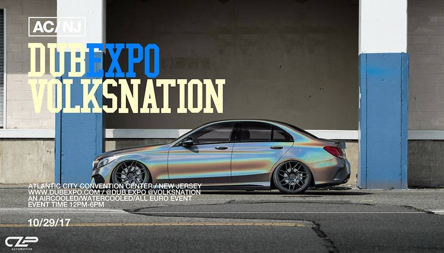 DubExpo Volksnation All Euro Car Show At Atlantic City - Atlantic city convention center car show