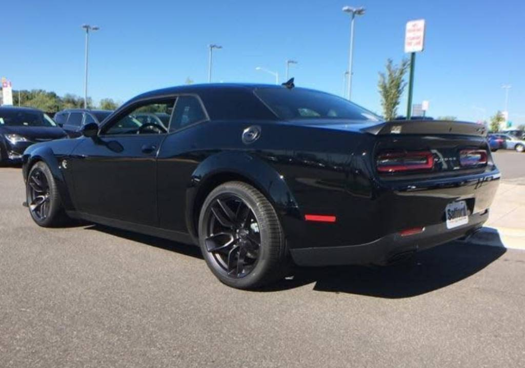 Any 2018 Challenger Widebody For Sale On Lots Yet Srt Hellcat Forum