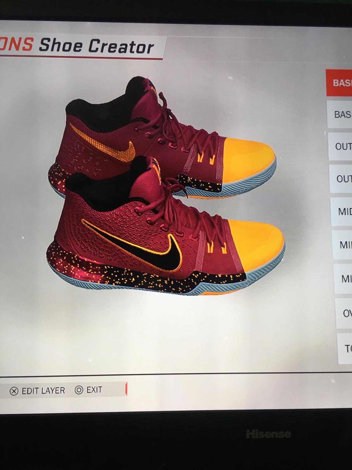 nike shoe creator
