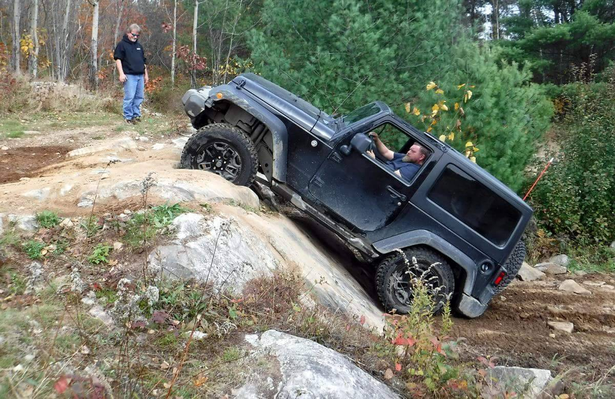 How Capable Is The Patriot Off-road