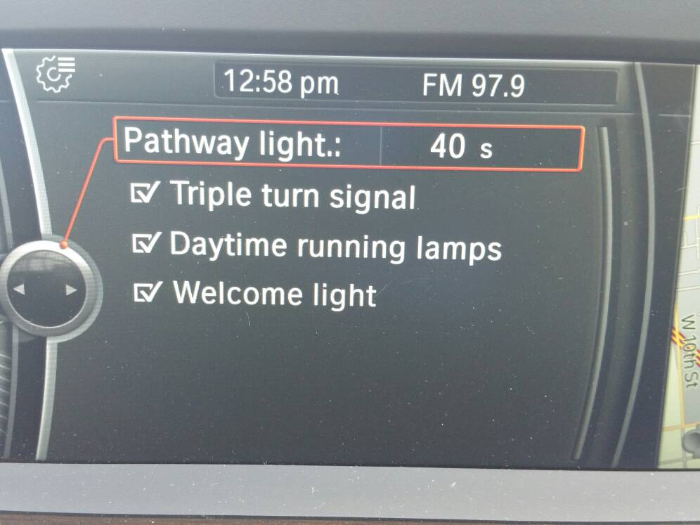 Adaptive headlights stopped working after service at a