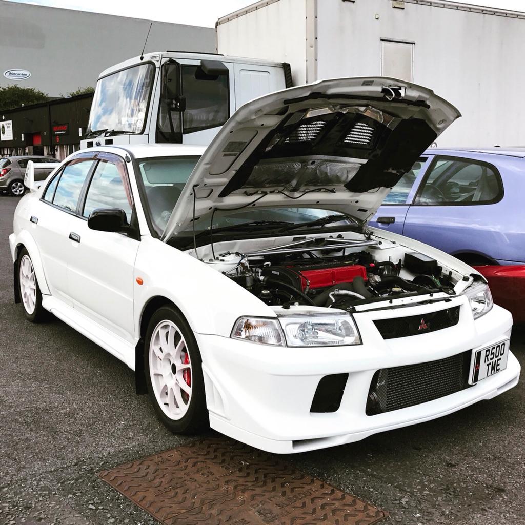 Mitsubishi Lancer Register Forum: Tommi Mäkinen Edition RS Evo 6.5