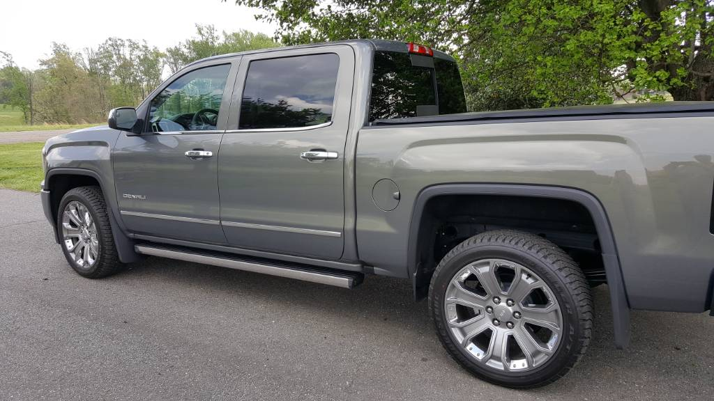 Chevy Paint Codes