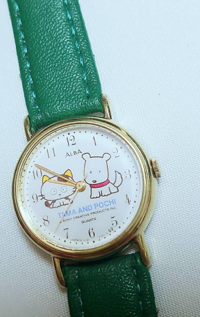 Đồng hồ NHẬT ALBA