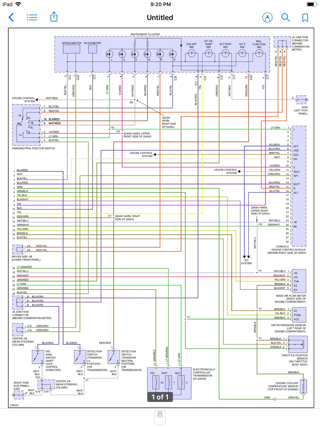 [TBQL_4184]  1998 ECU Wiring Diagram? TIS site gone... - Toyota 4Runner Forum - Largest  4Runner Forum | 1998 Toyota 4runner Engine Diagram |  | Toyota 4Runner Forum