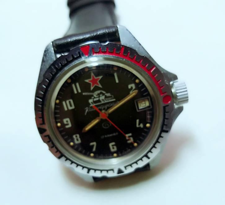 Đồng hồ Liên Xô lên dây