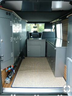 Camper Conversion Project With Pop Top Defender 110 Page 2