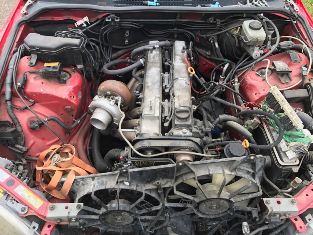 turbo LS/4L80e swap build thread - Lexus IS Forum