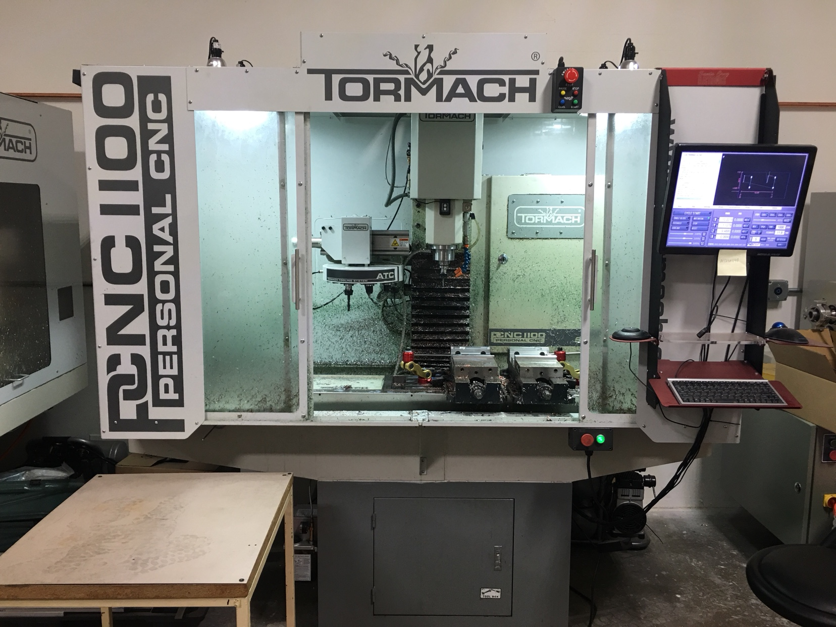 Tormach Personal CNC Mill > Selling PCNC 1100 Series 3