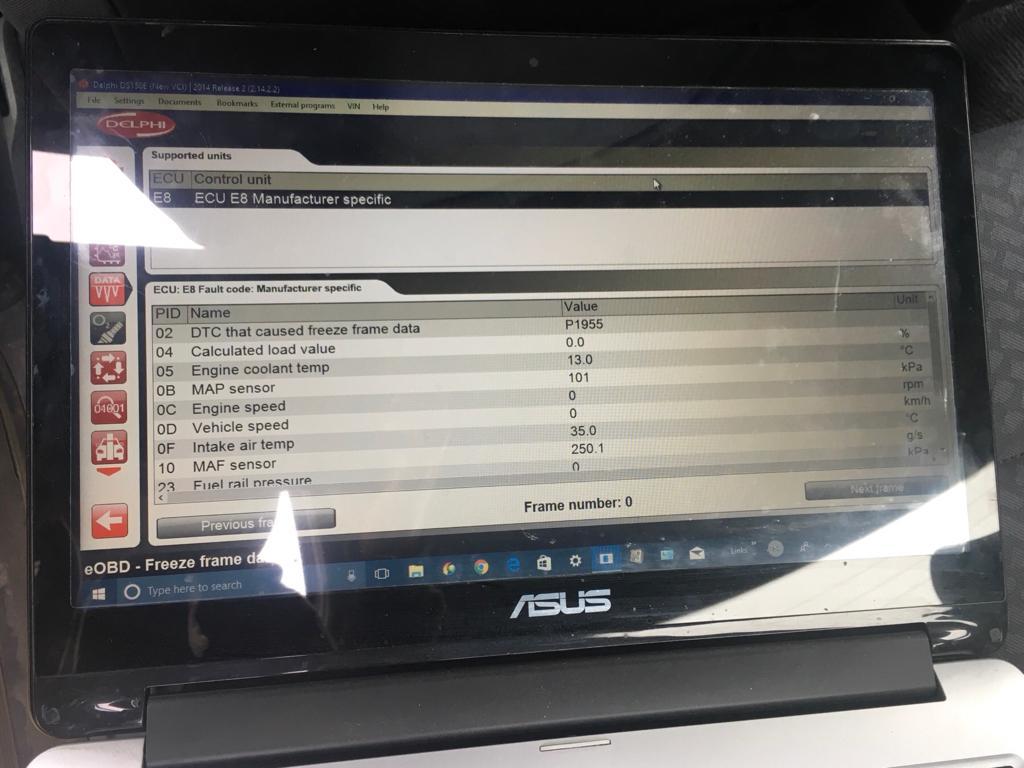 Manufacturer specific code Sprinter w906 | MBClub UK