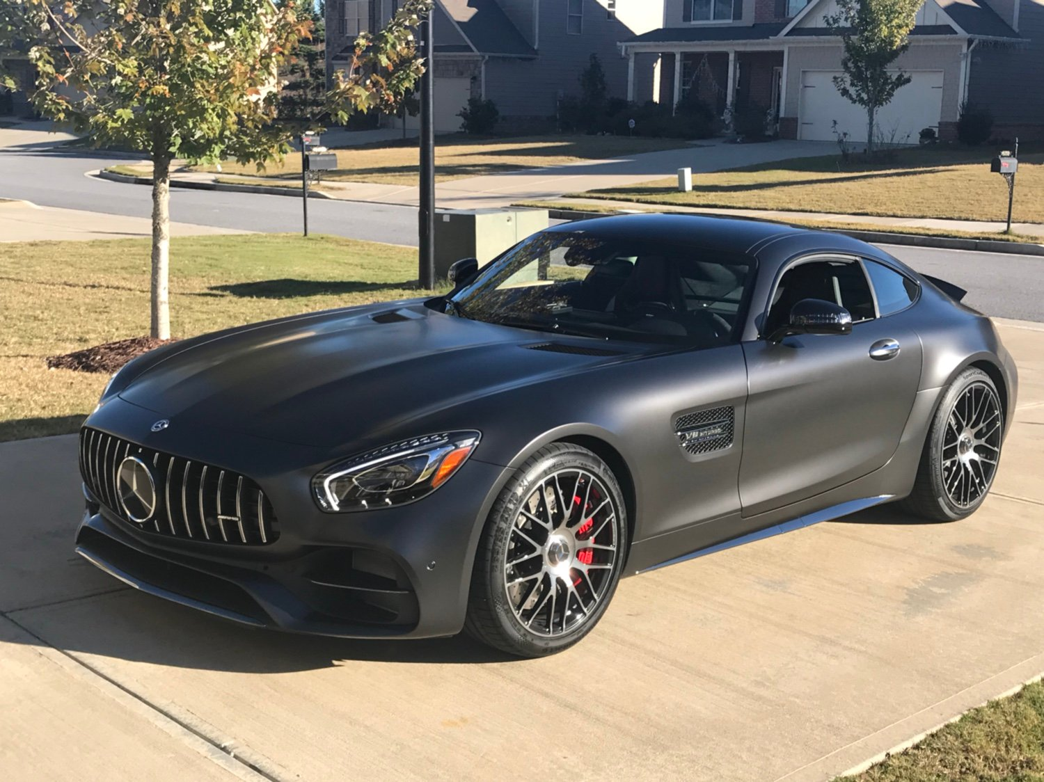 Just Delivered Amg Gtc Edition 50 Coupe Mercedes Benz Forum