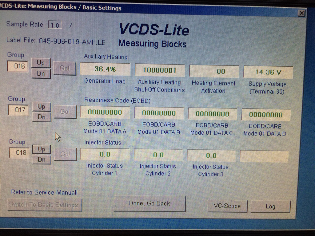 Vcds Lite No Response From Controller